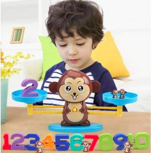 Настольная игра monkey balance, учимся считать - фото 5