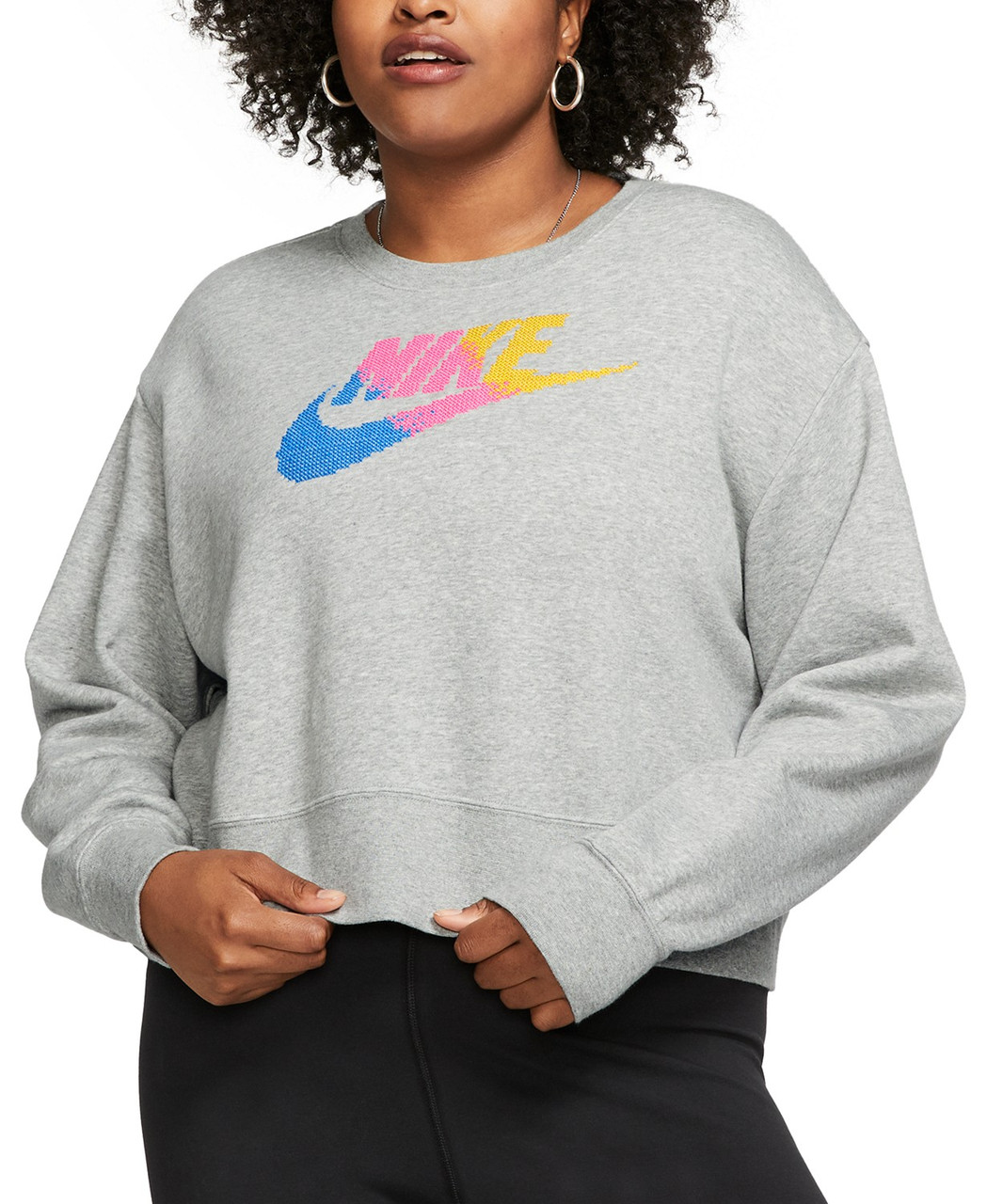 Nike Женский свитшот - Е2
