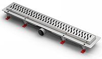 Водоотводящий жёлоб 650mm - матовый CH650HN1