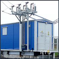 Проектирование ТП 10/0,4кВ (трансформаторная подстанция 10/0,4кВ)