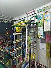 Детский спортивный комплекс с кольцами и канатом Юный Атлет, фото 2
