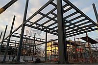 Изготовление несущих металлических конструкций