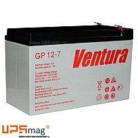 Аккумулятор Ventura GP 12-7 (12V / 7Ah)