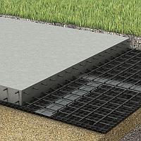 Гидроизоляция бетонных дорожек