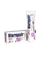 Biorepair junior детская зубная паста Биорепеир