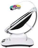 Кресло-качалка 4moms mamaRoo 4.0( Multi plush, Silver Plush), фото 2