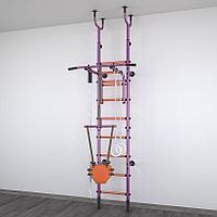 Детский спортивный комплекс Polini Sport Active фиолетовый