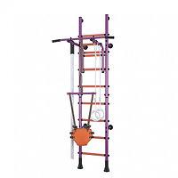 Детский спортивный комплекс Polini Sport Turbo фиолетовый