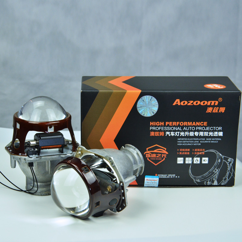 Биксеноновые линзы Infolight Mini - 1.8 дюйма AOZOOM