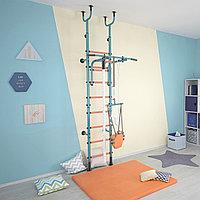 Детский спортивный комплекс Polini Sport Neo враспор бирюзовый
