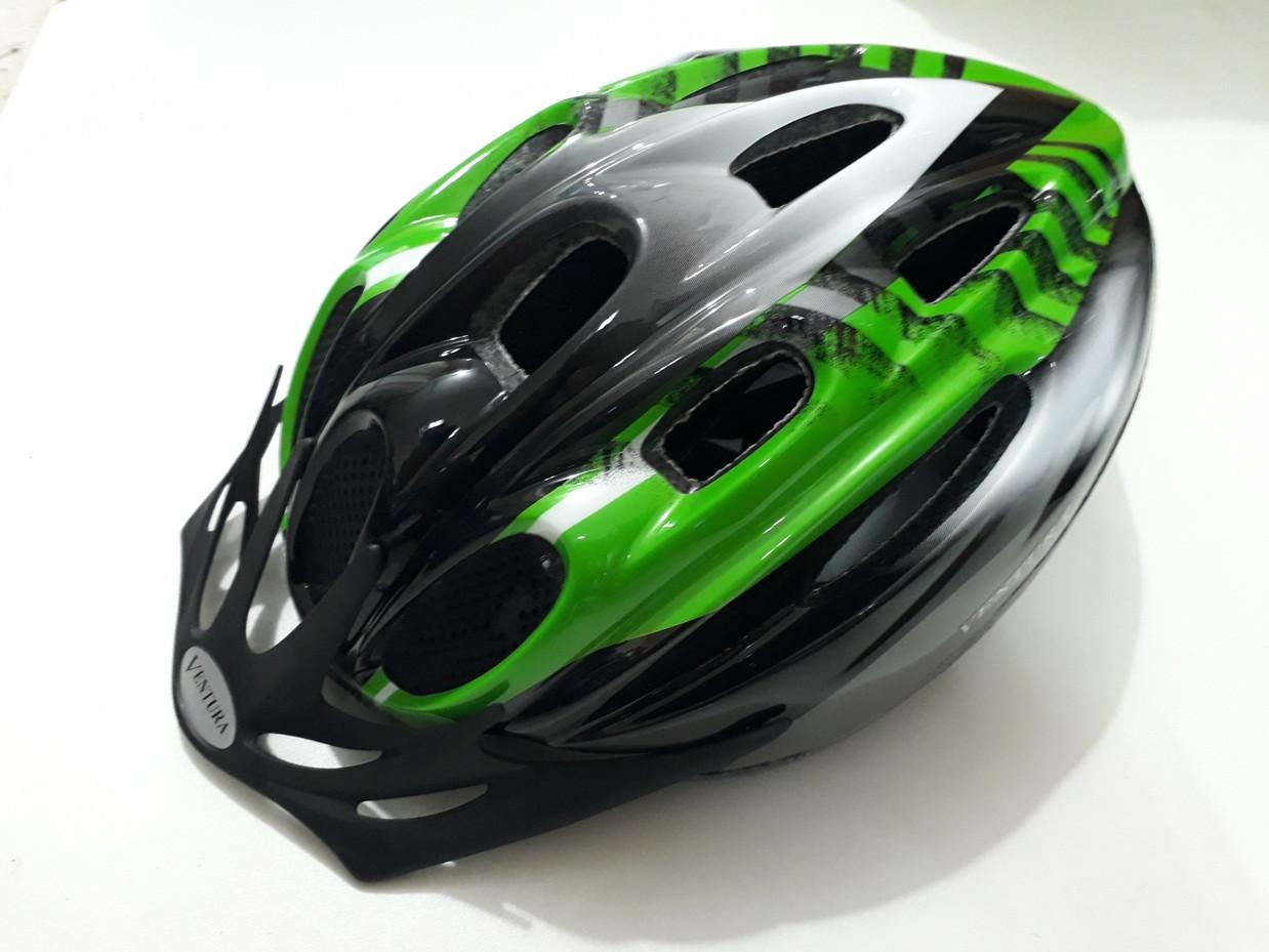 Велосипедный шлем Бренд Ventura. Немецкое качество. Размер 56-62 M