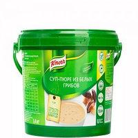 Knorr Professional суп-пюре из белых грибов, 1,4 кг
