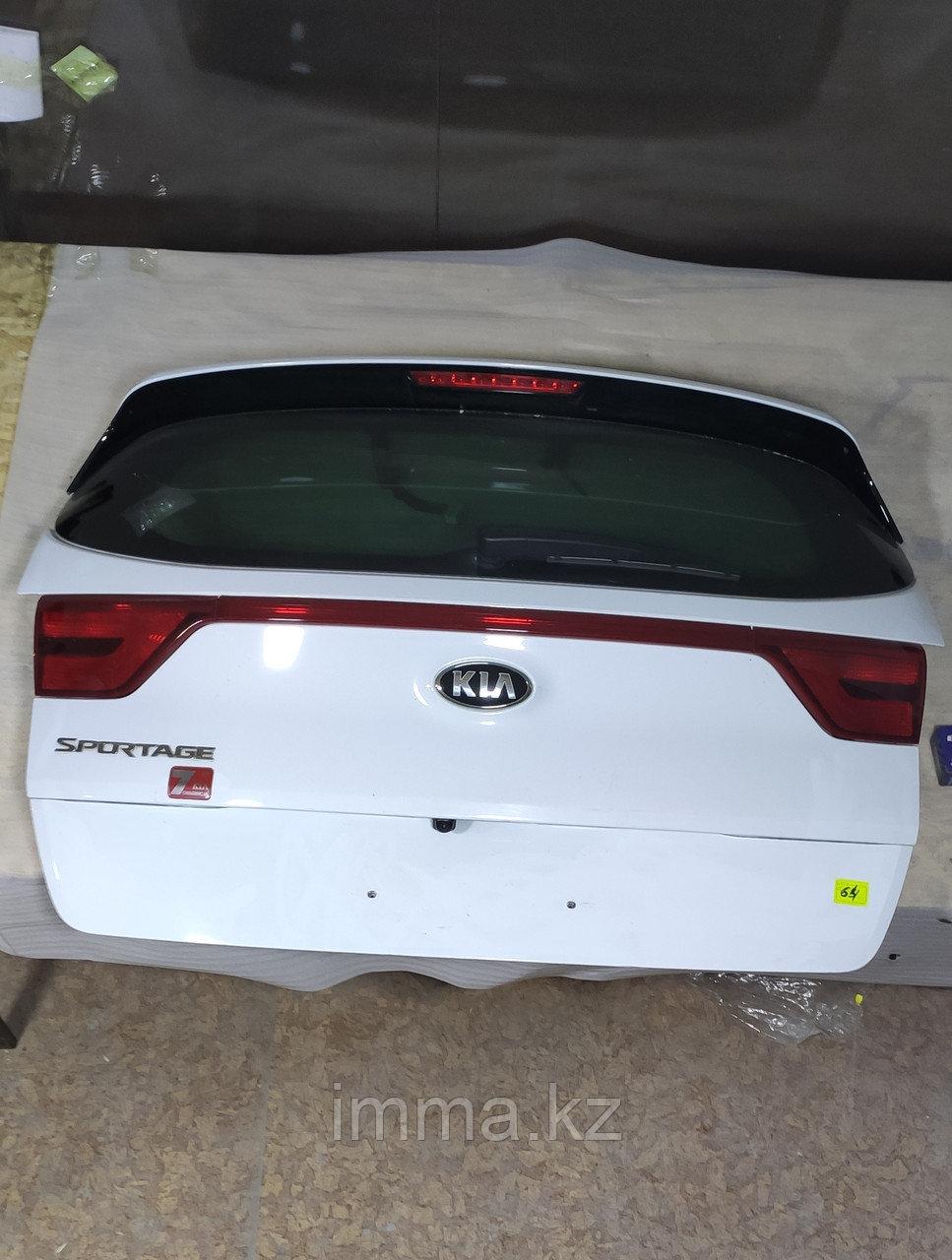 Дверь задняя Kia Sportage