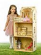 """Теремок Сборная деревянная модель """"Кукольный домик Любава"""", фото 2"""