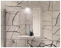 Зеркало-шкаф COROZO Элегия Ретро 60 бронза K507991