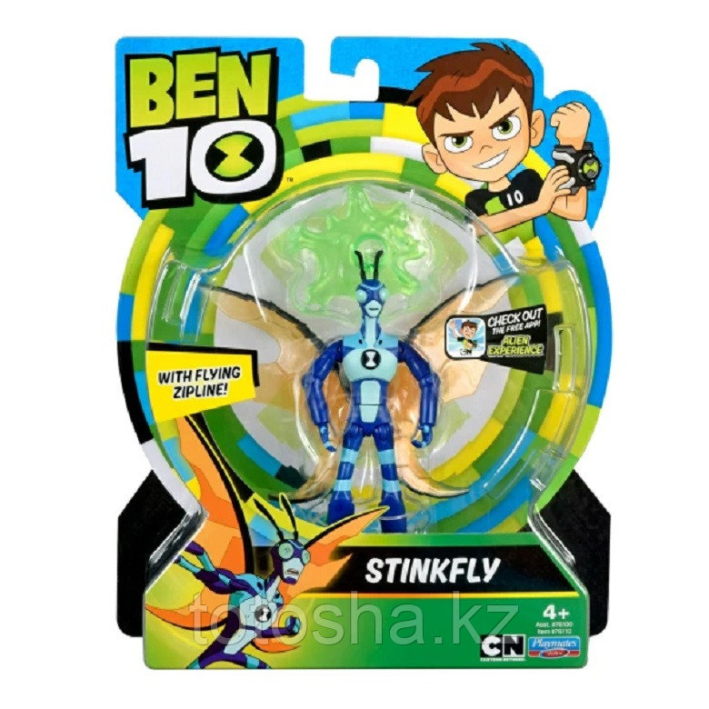 "Ben 10 ""Жук"" фигурка 12.5 см, 76110"