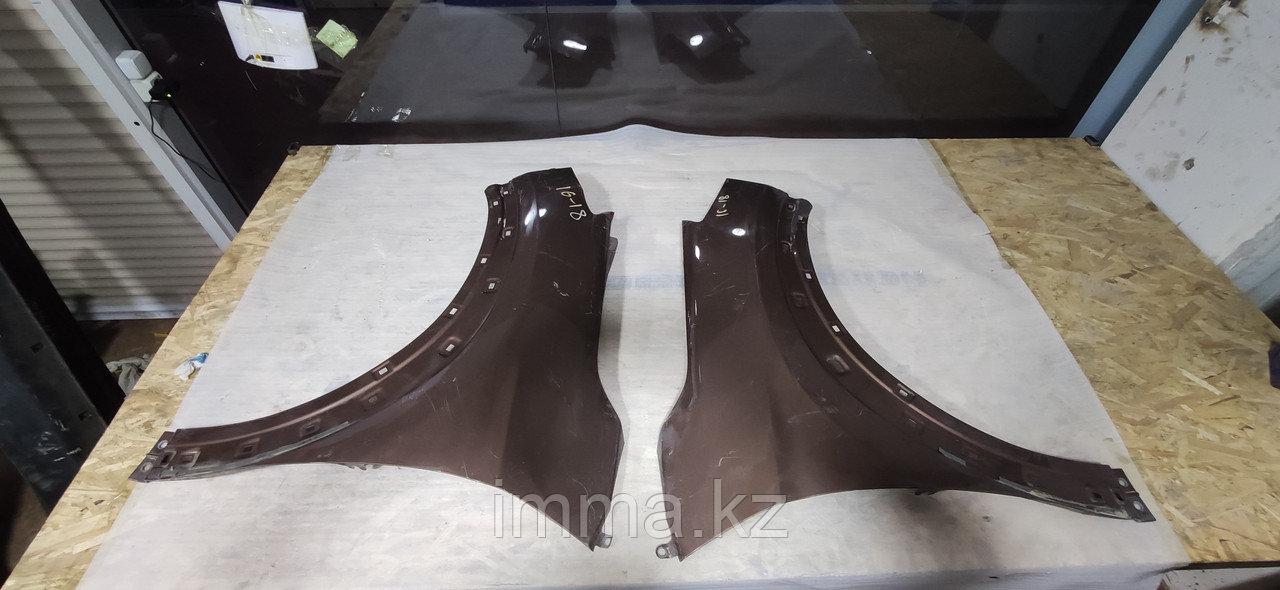 Оригинальные крылья передние Kia Sportage IV