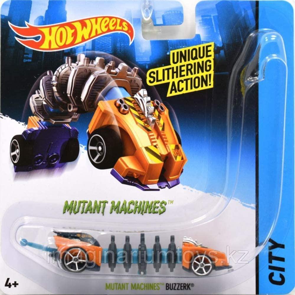 Hot Wheels машинки мутанты