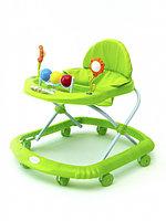 Ходунки детские Tomix Little Travel зеленый