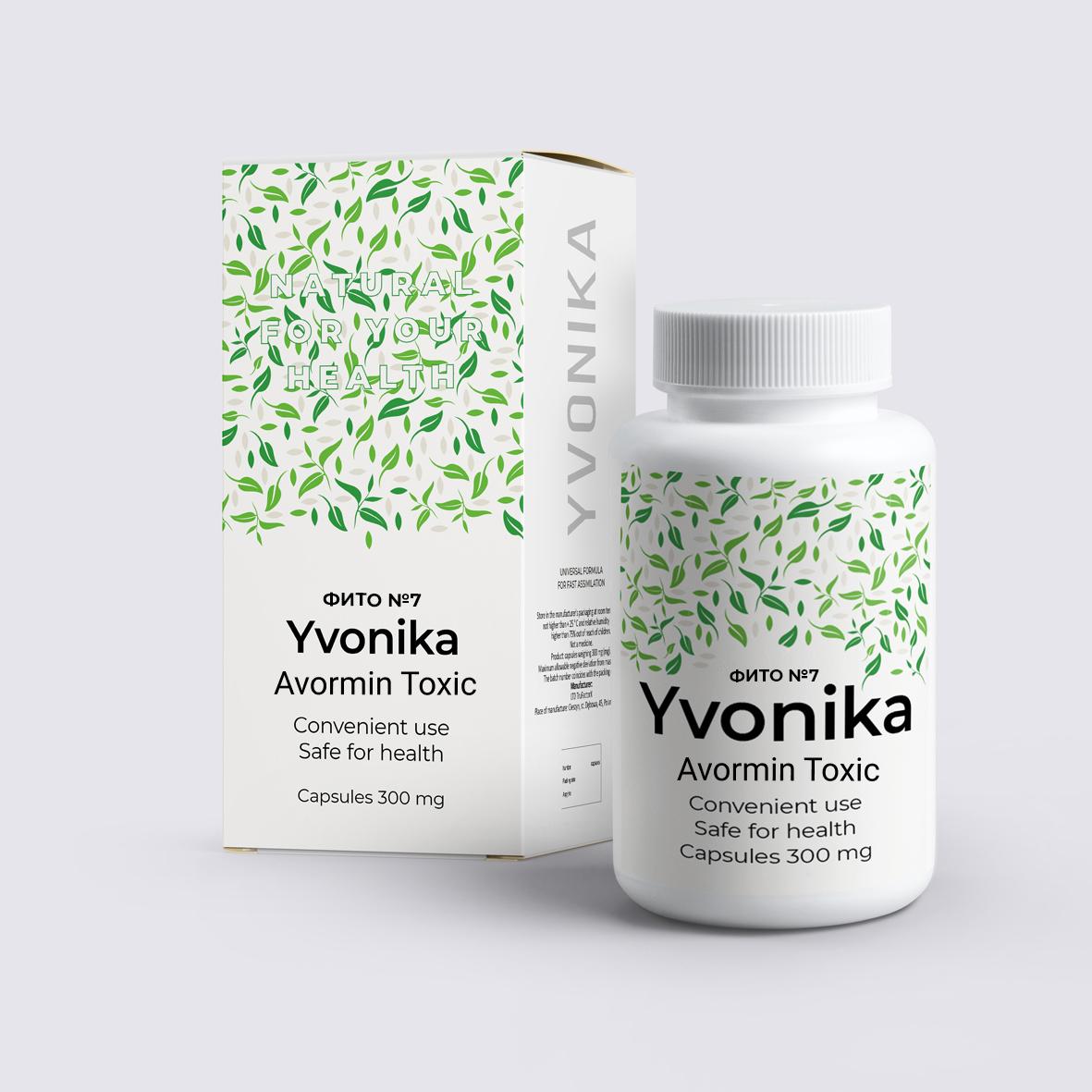 Avormin Toxic (Авормин Токсик) - средство от гельминтоза