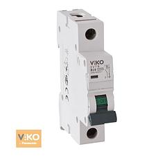 Автомат 3VTB-1C00 1P 100A 3KA B-C (VIKO)