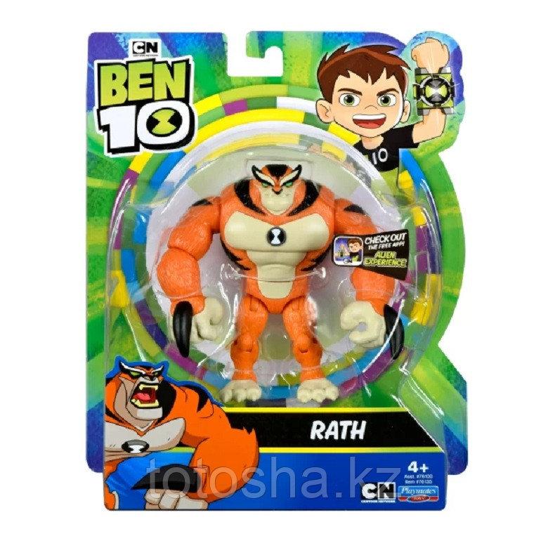 """Ben 10 """"Рэт"""" фигурка 12.5 см, 76135"""