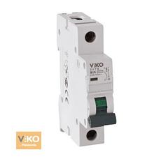 Автомат 4VTB-1C20 1P 20A 4,5KA B-C (VIKO)