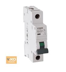 Автомат 4VTB-1C32 1P 32A 4,5KA B-C (VIKO)
