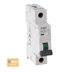 Автомат 4VTB-1C63 1P 63A 4,5KA B-C (VIKO)