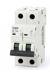 Автомат 4VTB-2C50 2P 50A С 4,5KA B-C (VIKO)