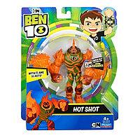 """Ben 10 """"Хот Шот"""" фигурка 12.5 см, 76137"""