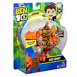"""Ben 10 """"Хот Шот"""" фигурка 12.5 см, 76137, фото 3"""