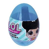 Детская декоративная косметика LOL в яйце, средний (дисплей)