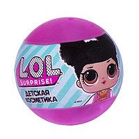 Детская декоративная косметика LOL в яйце, большой (дисплей)