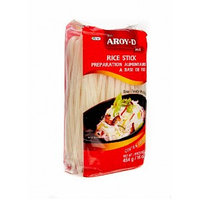 Рисовая лапша Aroy-D, 5 мм, 454 гр