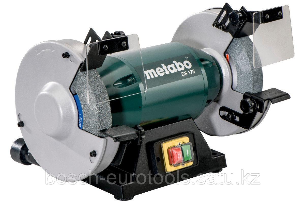 Metabo DS 175 Шлифовальная машина с двумя кругами