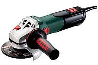 Metabo WEV 10-125 Quick Угловая шлифовальная машина