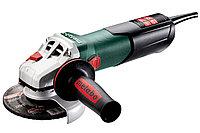 Metabo WEV 11-125 Quick Угловая шлифовальная машина
