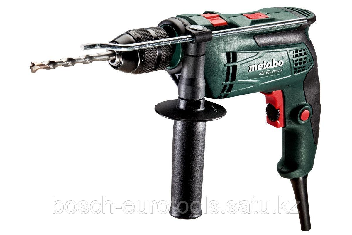 Metabo SBE 650 Impuls Ударная дрель