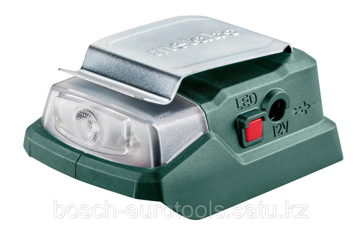 Metabo PowerMaxx PA 12 LED-USB Аккумуляторный адаптер питания