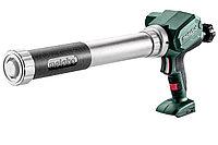 Metabo KPA 12 600 Аккумуляторный пистолет для герметика