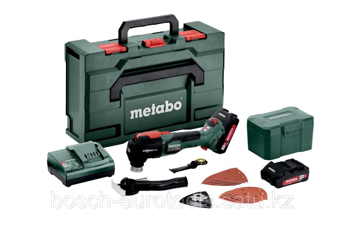 Metabo MT 18 LTX BL QSL Аккумуляторный универсальный инструмент