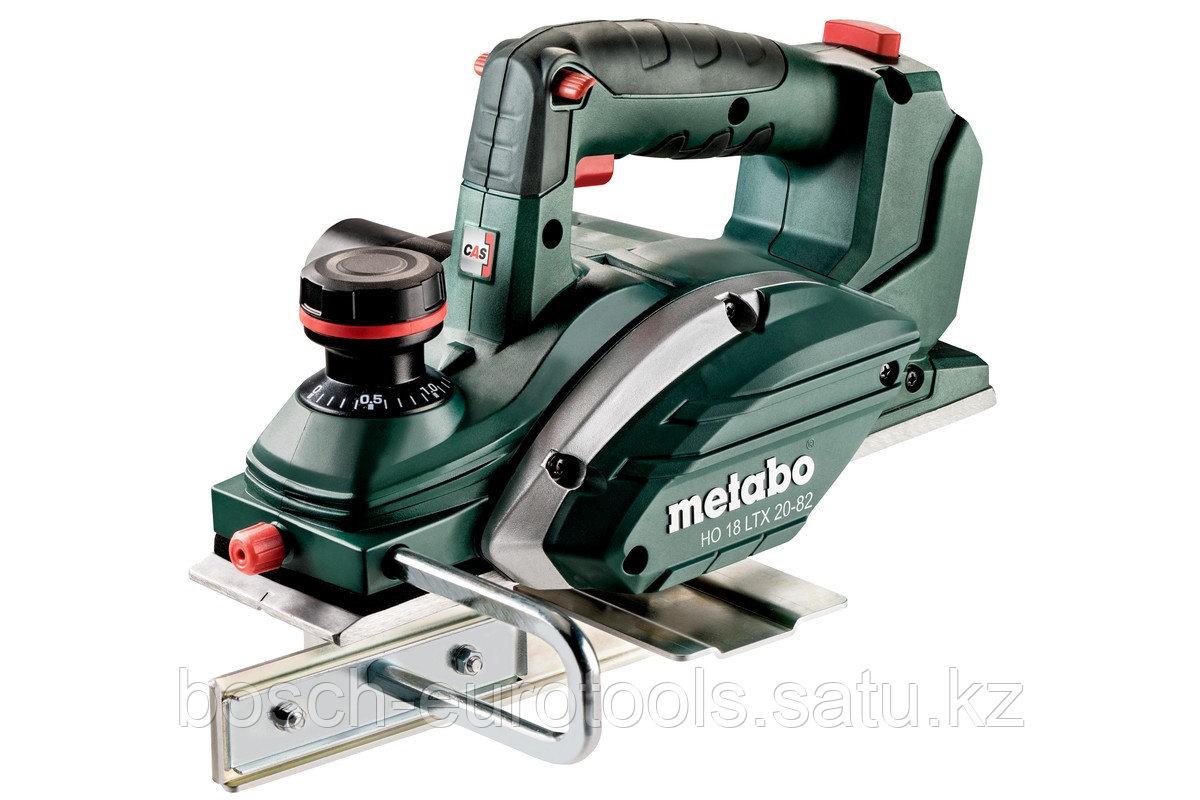 Metabo HO 18 LTX 20-82 Аккумуляторный рубанок (602082890)