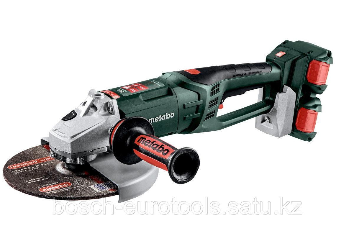 Metabo WPB 36-18 LTX BL 230 Аккумуляторная угловая шлифовальная машина