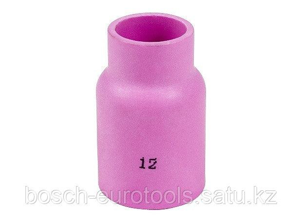 Сопло керамическое БОЛ. ГАЗ ЛИНЗА КЕДР (TIG-17–18–26 PRO/EXPERT) № 12 / Ø 19,0 мм