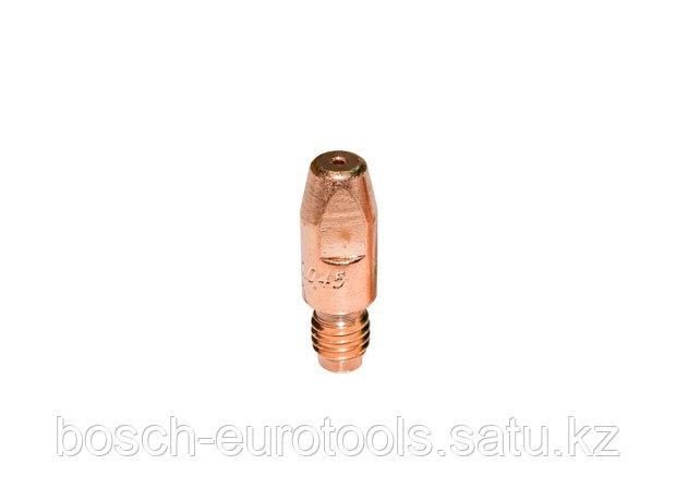 Наконечник E-Cu/Alu КЕДР PRO М6 / Ø 1.0 мм (8,0 / 28)
