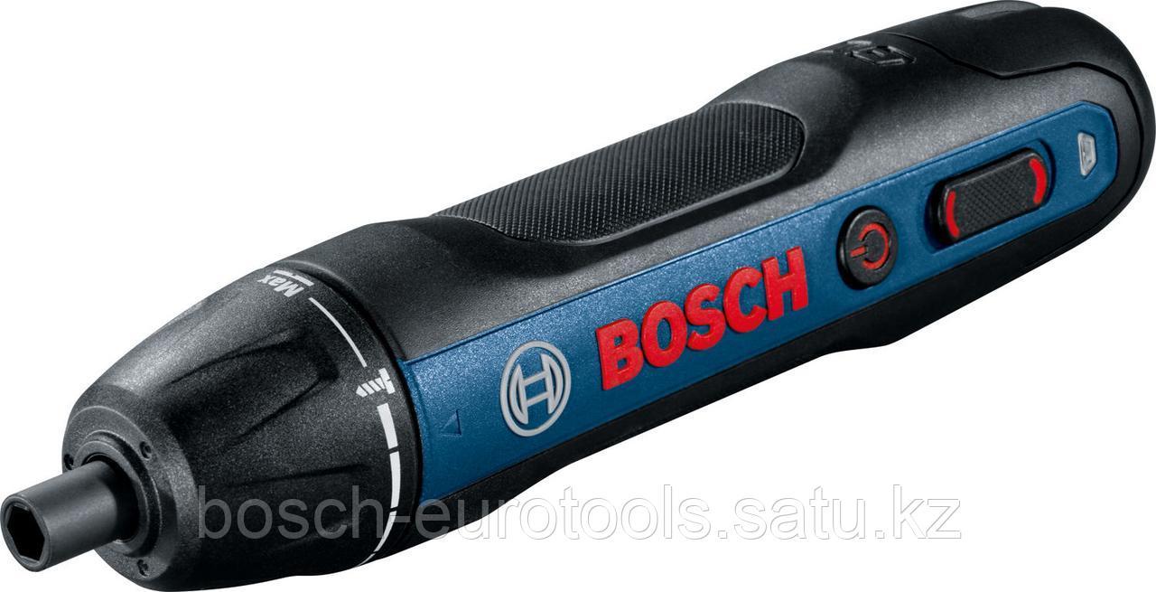 Отвертка аккумуляторная Bosch GO 2