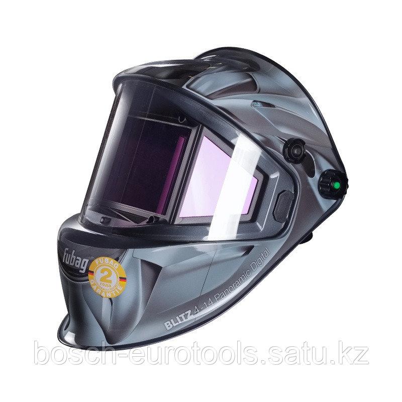 Промышленная сварочная маска FUBAG BLITZ 4-14 Panoramic Digita