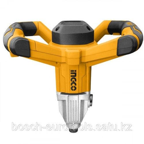 Строительный миксер INGCO MX214008 INDUSTRIAL