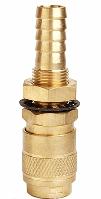 Соединитель панельный КЕДР TIG (вода,газ) быстросъемный (d 10 мм)